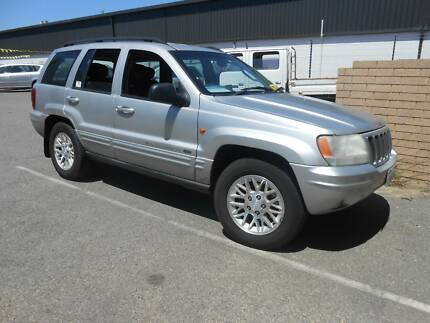 2003 Jeep Grand Cherokee 4.7L Limited V8 Auto 4X4 - Wagon
