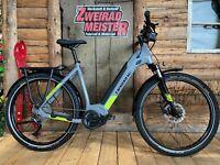 *NEU* Haibike Trekking 6 LowStep Yamaha PW-ST 500Wh E-Bike 2021 Nordrhein-Westfalen - Waldbröl Vorschau