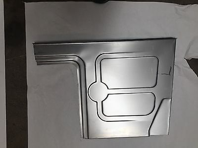 1948-1952 Ford Pickup / Ford Truck front floor pan. USA made. Left side only.