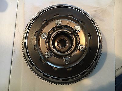 USED HARLEY CLUTCH ASSEMBLY FITS TOURING, SOFTAIL, DYNA 06-2016