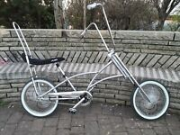 Lowrider Chopper Cruiser Bicycle Headset 22.2x30x27mm Chrome Cycling Bike