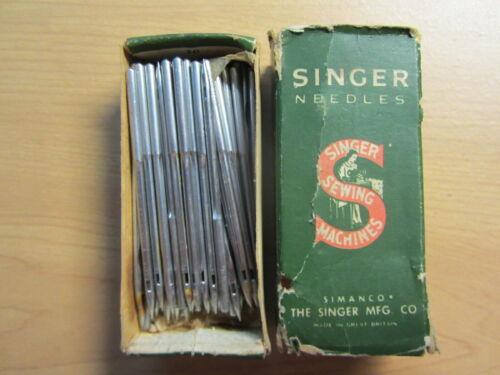 85 -214x1 Sewing Machine Needles sz 26, Singer 45K