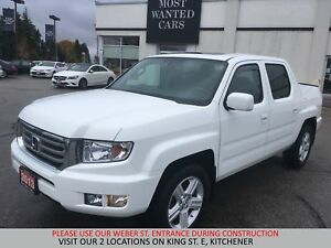 2013 Honda Ridgeline Touring | NAVIGATION | LEATHER | CAMERA