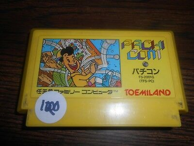 Pachi Com Famicom (NES) JApan Import US Seller for sale  Shipping to India