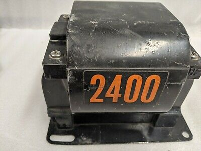 Westinghouse Type Pc-60 Potential Transformer 2780a99g01 Ratio 201