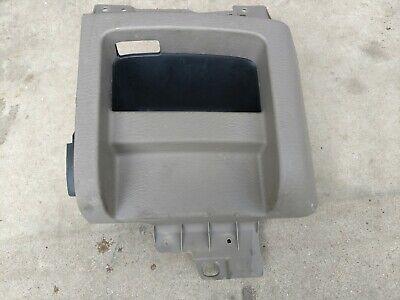 2002-2005 Dodge Ram 1500 2500 3500 Manual Transmission Storage Tray Panel TAUPE