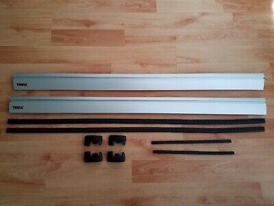 """New Never Used Thule aluminium ARB47 AeroBlade 47 47"""" load bars cross bars"""