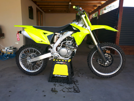 2016 SUZUKI RM-Z250 Somerville Mornington Peninsula Preview