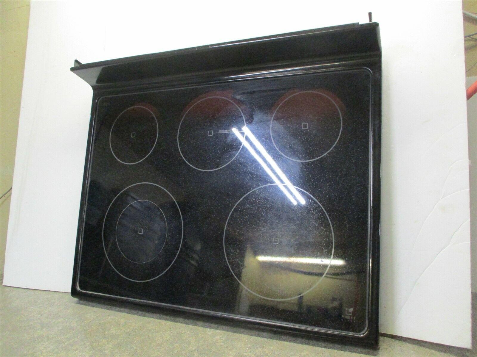 LG RANGE GLASS STOVE TOP PART # AGU73969703