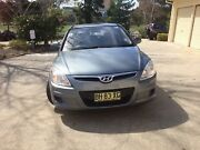 2010 Hyundai i30 SX Manual MY10 Farrer Woden Valley Preview