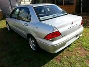 Wrecking 2003 CG Mitsubishi Lancer Es Sedan 2L Man - LANCER WRECK Modbury Tea Tree Gully Area Preview