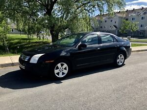 Ford fusion 2007 automatique -A/C- 4 cylindre