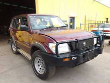 Wrecking 1997 Toyota Prado VZJ95R MT 4WD, Parts from $10 Port Adelaide Port Adelaide Area Preview