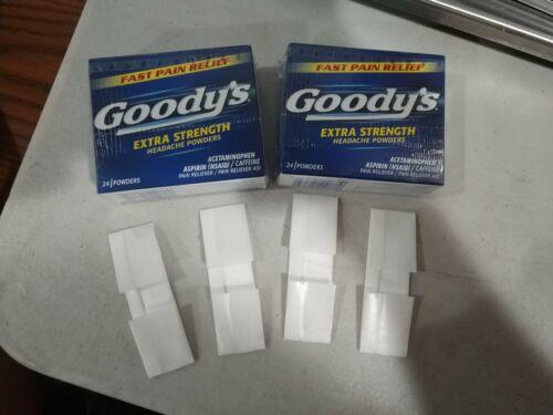 36 Pack Of Goody headache 24 powder pack each exp 3/21 - fol