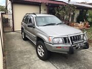 2001 Jeep Grand Cherokee  Gosford Gosford Area Preview