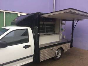 Mobile Food Van & Run For Sale Yatala Gold Coast North Preview