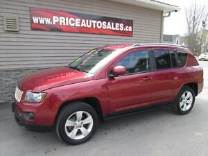 2014 Jeep Compass LEATHER - REMOTE START!!!