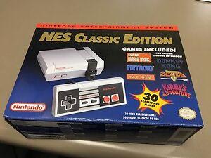 NES Nintendo Classic Brand New in Box