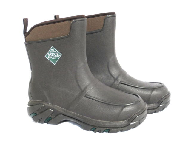 Muck Boot Company Uplander HG Bark Waterproof Hunting Muck BOOTS ...