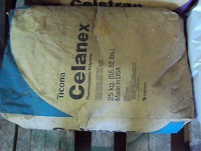 Pbt Celanex 3116 Pbt Natural Plastic Pellets Resin Material 7.5 Gf 55 Lbs