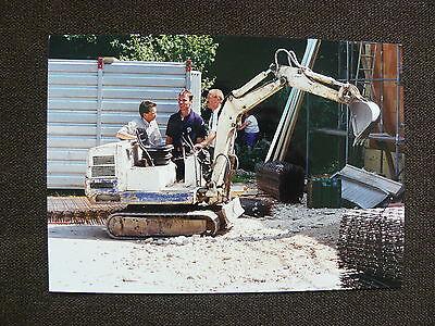 PEL-JOB Minibagger EB 12 - Pressefoto Werk-Foto pressfoto (P0005