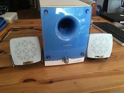 Nortek SOUND ART SOUNDART 2.1 BLUE PC Multimedia Soundsystem