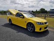 2012 Holden Special Edition SV6 Series II Thunder Ute SIDI Pine Rivers Area Preview
