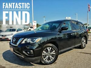 2017 Nissan Pathfinder SL Leather 4x4  FREE Delivery