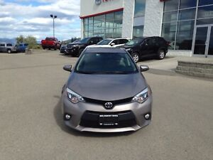 2014 Toyota Corolla LE Up grade package