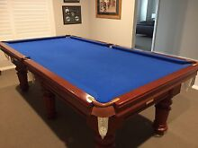 POOL TABLE 8 X 4 FT Pitt Town Hawkesbury Area Preview