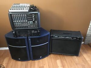 Music gear for sale