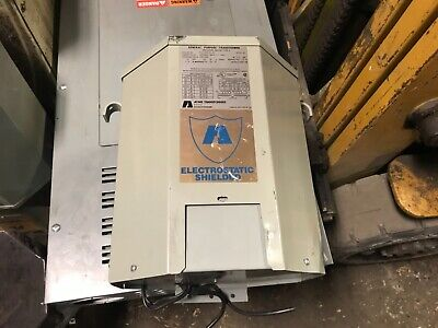 Acme Transfromer T-2-53516-3s 10kva 240480-120240 125lb With Warranty