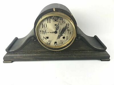 Rare Antique Waterbury Westminster Chime Mantle Clock - For Repair #1557