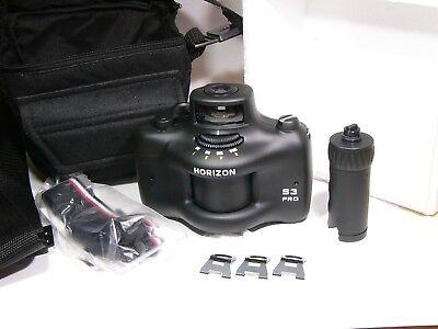 Panoramic 35mm film camera Horizon 203 S3 PRO. Brand New. in a white (foam) box.