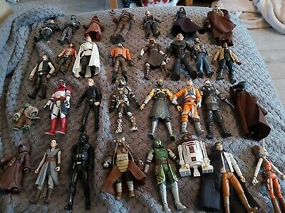 Star Wars Figure 3.75 Inch Lot