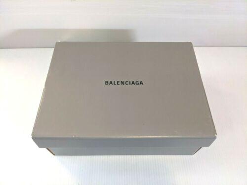 "Authentic Balenciaga Gray Sneakers / Shoe Gift Box 14.5"" x 10.75"" x 5.5"""