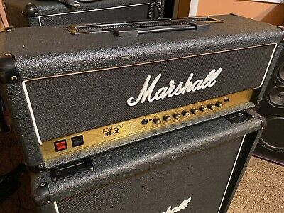 Marshall JCM900 SLX 2100  100w High Gain Master volume IN GREAT CONDITION