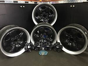Mags Camaro  4 rims 18 inch /4 jantes 18 pouce 5x120