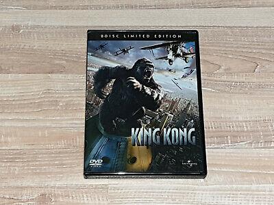 King Kong (Limited Edition, 2 DVDs) von Peter Jackson  DVD Zustand sehr gut segunda mano  Embacar hacia Argentina