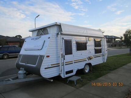 Galaxy Pop top Caravan - Cranbourne South Cranbourne South Casey Area Preview