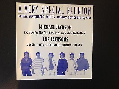 Michael Jackson 30th Anniversary Invitation - Unique + Super Rare!!!