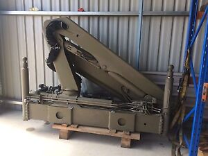 Palfinger PK9501 Hydraulic Crane Bega Bega Valley Preview