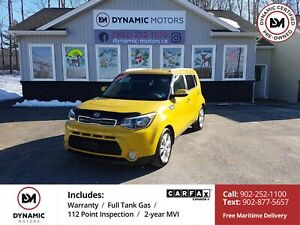 2015 Kia Soul EX WARRANTY! BT! HEATED SEATS! OWN FOR $132 B/W...