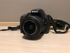 Nikon D5300.
