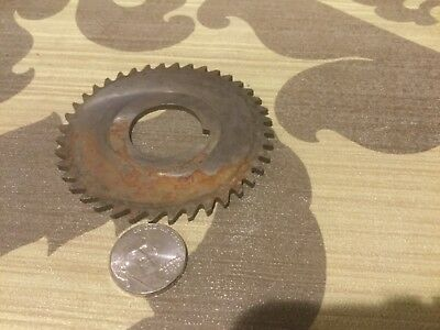 Gorham M2 Hss 3 14 X 0.094 Thick Milling Cutter Saw Blade Slotter Cff Wheel