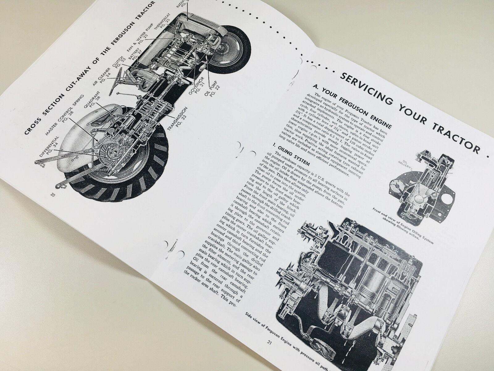 Groß Massey Ferguson To30 Schaltplan Fotos - Elektrische Schaltplan ...