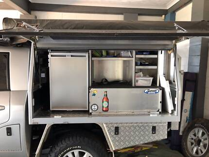 concept canopy 4x4 ute canopy