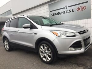 2015 Ford Escape Titanium *BACK UP CAM, FACTORY REMOTE START*