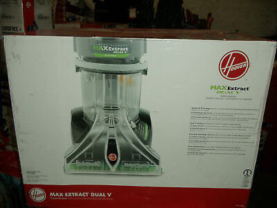 Hoover Max Extract Dual V WidePath Carpet Washer/Shampooer Cleaner (Hoover Carpet Cleaner Max Extract Dual V)