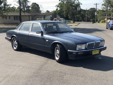 1989 Jaguar sovereign
